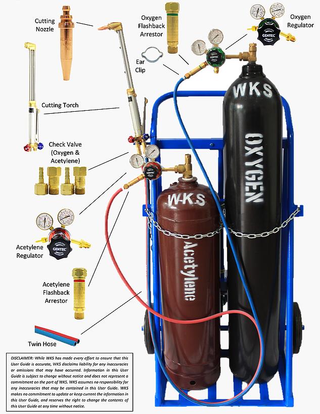 Oxyfuel System Wks Industrial Gas Pte Ltd