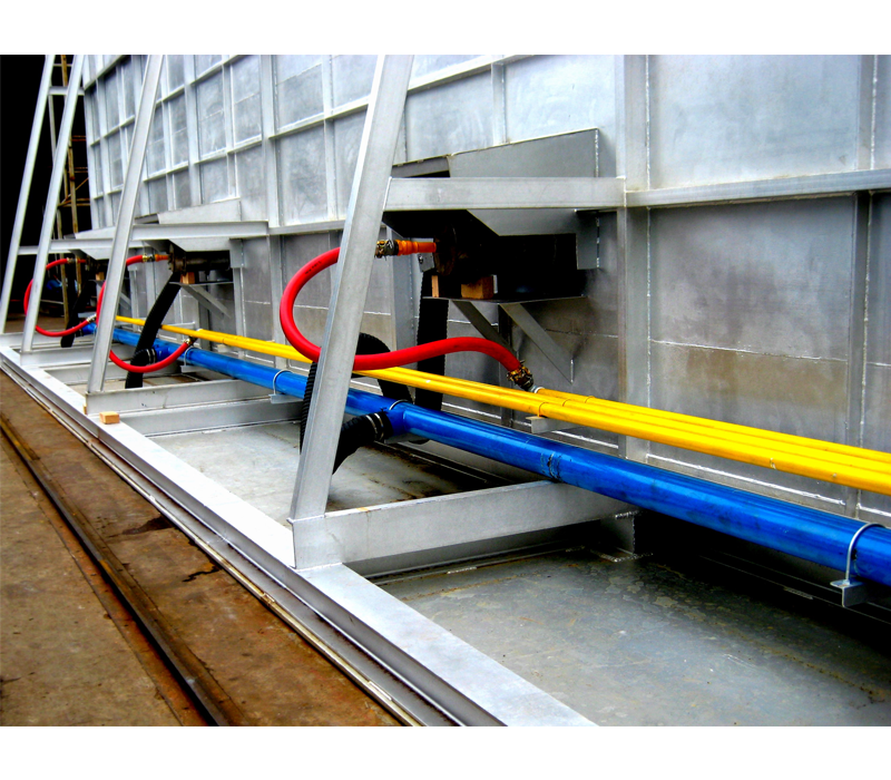 Gas Piping Projects