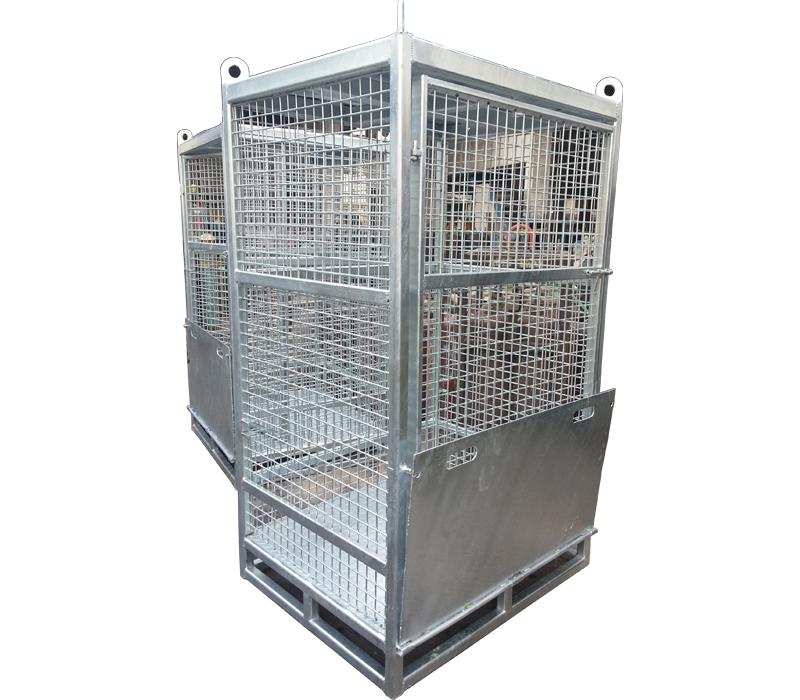 Steel Rack Fabrication